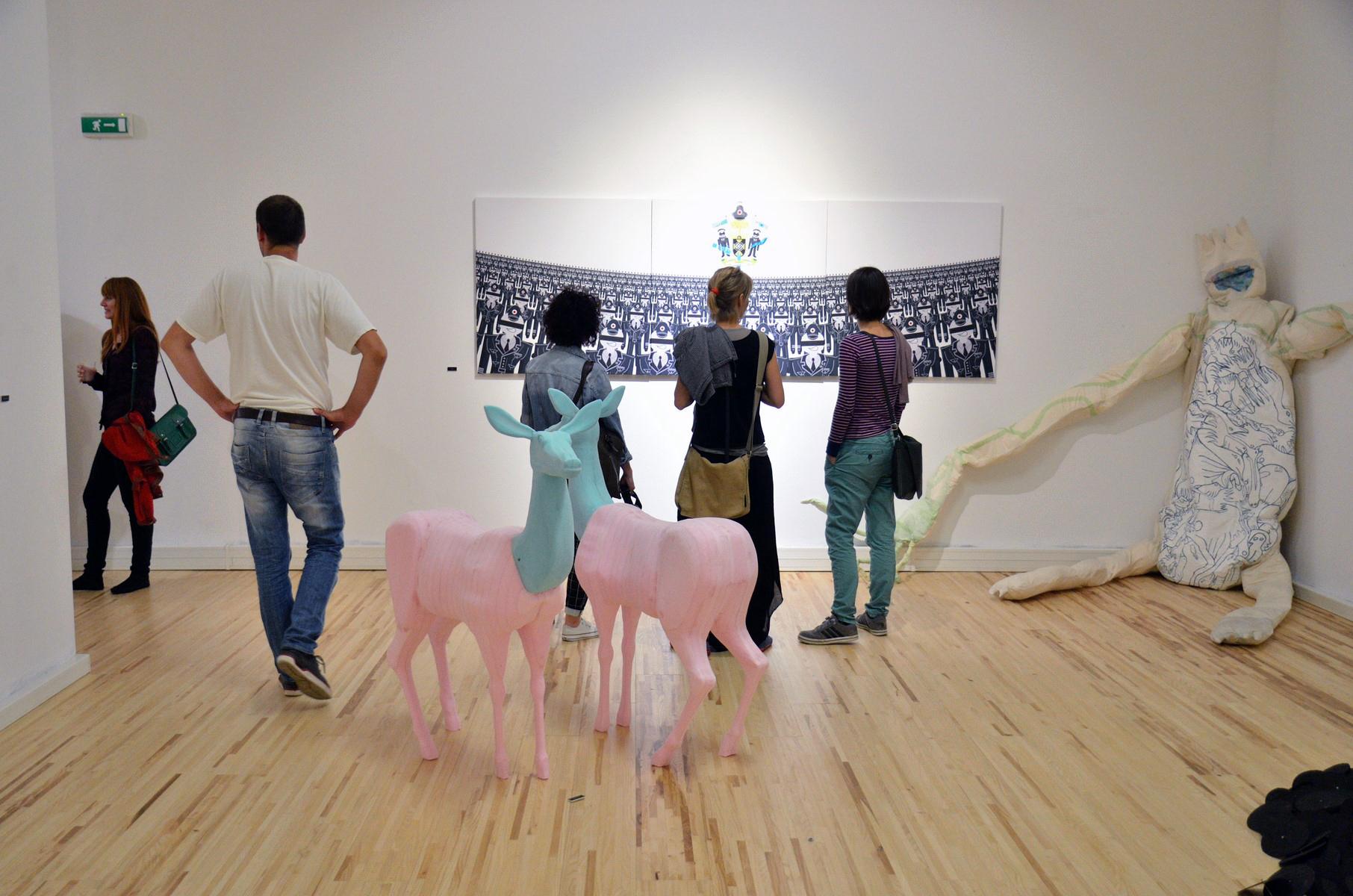 Projekat Razlike / Retrospektiva 2014